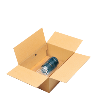 Fixierverpackungs-Set 305x222x90 mm 2-teilig