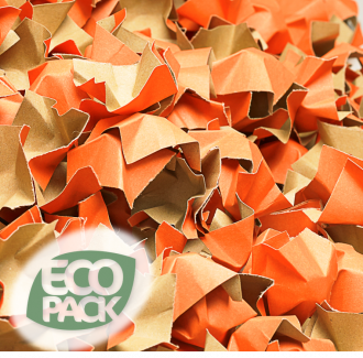 120 Liter DecoFill orange